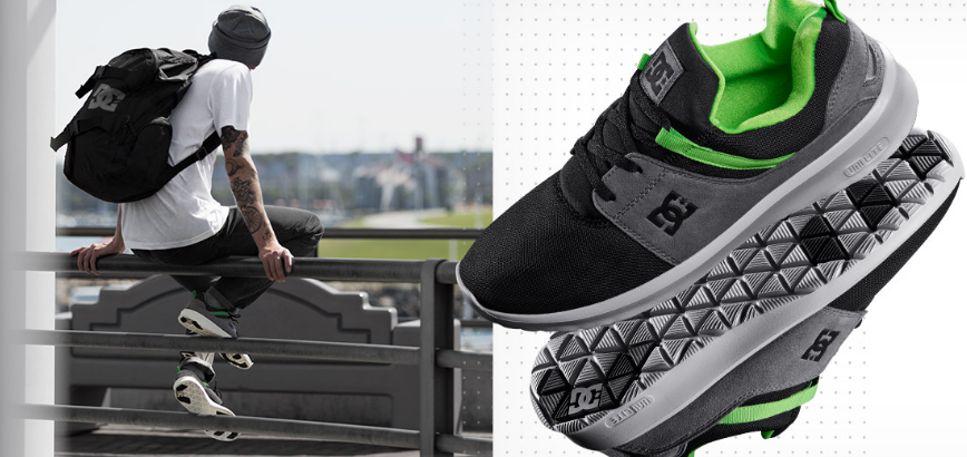 Акции DC Shoes в Московском